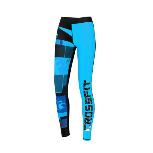 FDX CROSSFIT DONNA COLLANT A COMPRESSIONE Yoga Palestra Grit Donna Runnin TRAINING PANTS