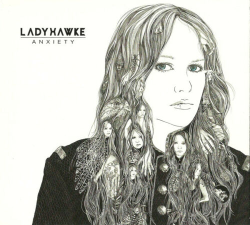 Ladyhawke ‎– Anxiety CD Modular Recordings 2012 NEWSEALED