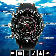 8GB Camcorder Waterproof Watch Camera DVR Video Recorder Cam 1280*960 Photo B9