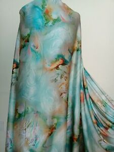 Silk fabric  - New Quality Silk Design - Silk Sold in Yards by 60 inches