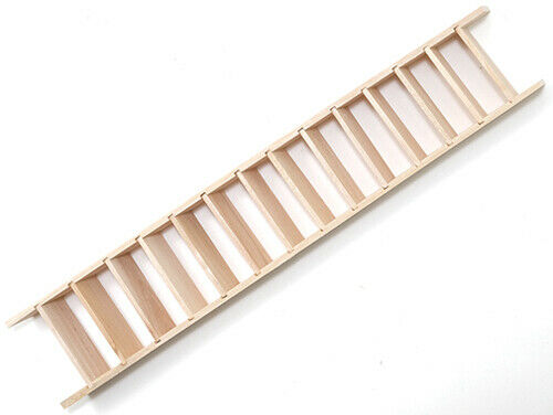Narrow Dollhouse Miniatures 1:12 Scale Stairs 2 X 11-1//8 #CLA70251 Assembled