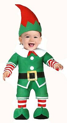 Heay Kids Elf Costume Christmas Outfit Boys and Girls Holiday Elf Costume