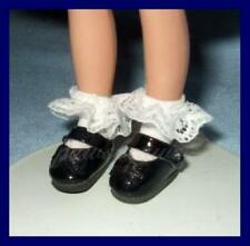 "GREEN Saddle Oxford Doll Shoes For Tonner 14/"" Betsy McCall DEBs"
