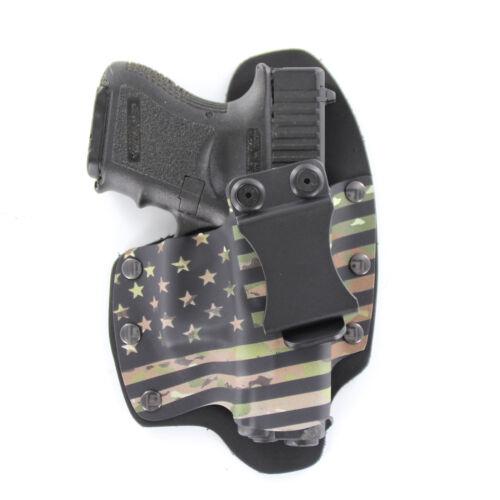 NT Hybrid IWB Holster Ruger Handguns USA MULTICAM