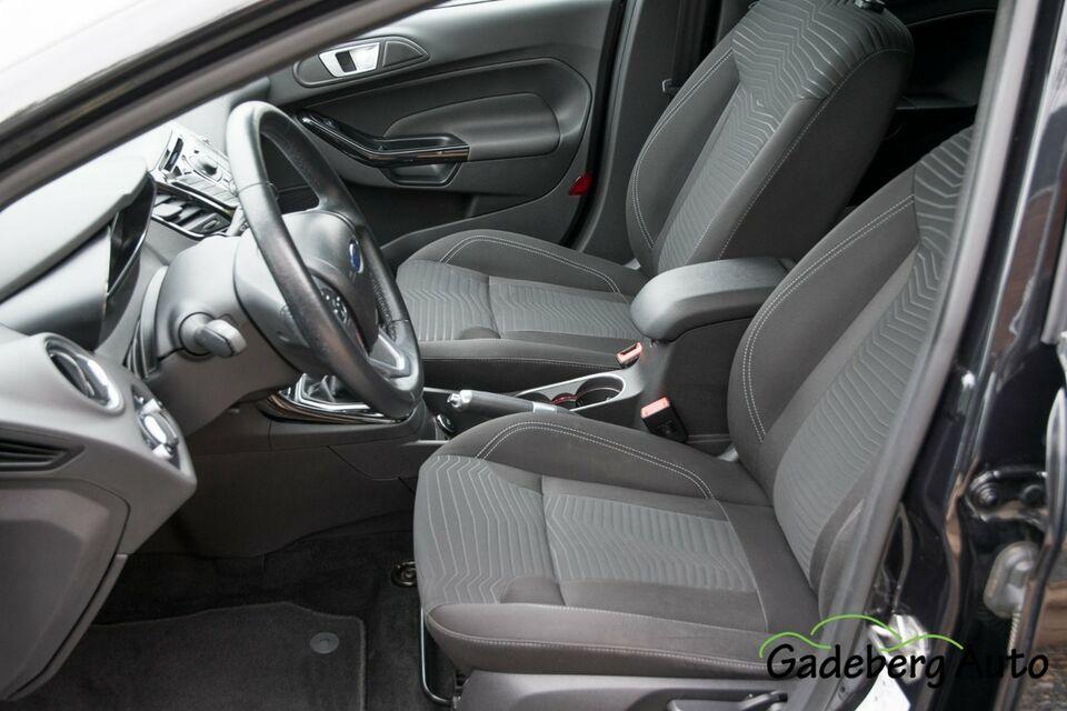 Ford Fiesta 1,0 SCTi 125 Titanium Benzin modelår 2013 km