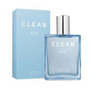 Clean-Air-Eau-de-Toilette-Spray-2-0-fl-oz-Perfume-Women-Cashmere-Woods-NEW