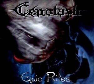 CENOTAPH-Epic-Rites-3-bon-trks-CD-DIGIPAK-12-trks-SEALED-NEW-1996-2012-EotL-USA