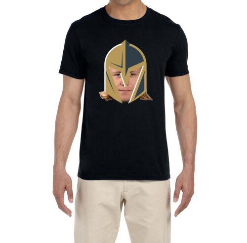 Vegas Golden Knights William Karlsson logo  T-Shirt