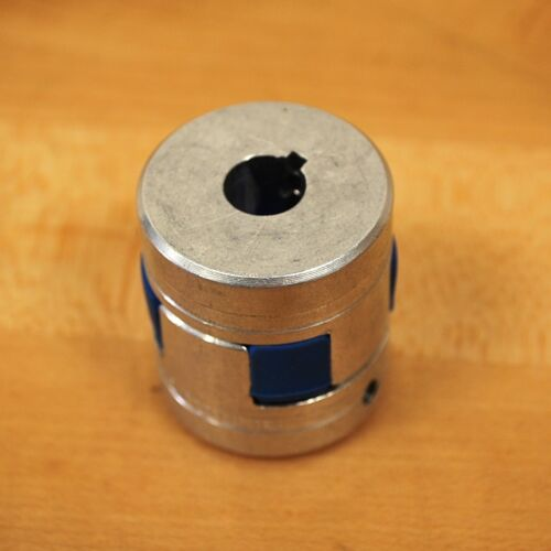 """NEW 3//8/"""" Smooth x 3//8/"""" Keyed Rotex GS14KTR Coupling"""