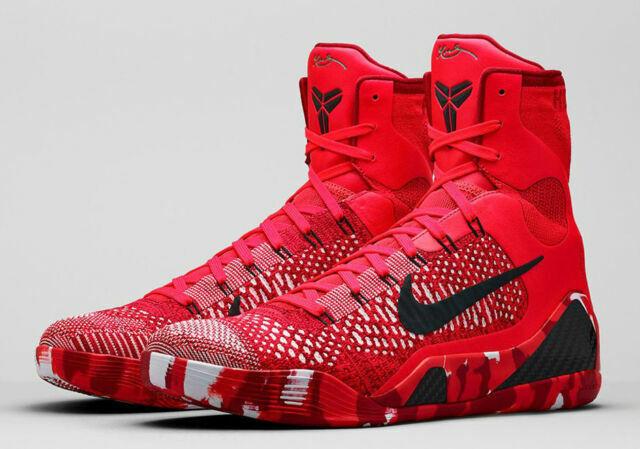 Size 8 - Nike Kobe 9 Elite Christmas 2014 for sale online | eBay