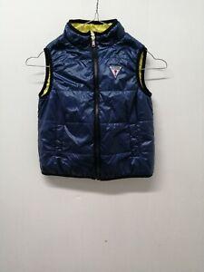 Giubbino-GUESS-Bambino-Taglia-Size-6-Jacket-Child-Veste-Homme-Poliamide-7487