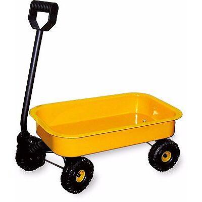 Handwagen klein für Kinder Blech  ca. 32 x 20 x 40 cm