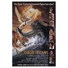 Clash of the Titans Poster Movie B 27 x 40 In - 69cm 102cm Laurence Olivier Maggie Smith Claire Bloom Ursula Andress Burgess Meredith Harry Hamlin