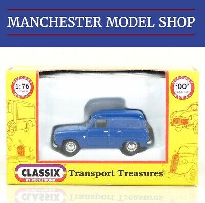 Chocolate 1953-7 Classix EM76863 1//76 OO Scale Ford 100E Anglia 2 Door Beige
