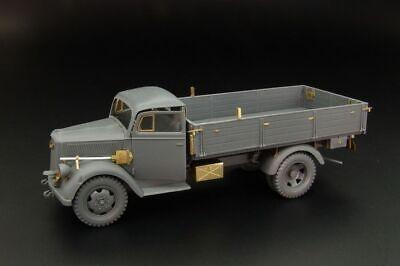 HAULER 1//48 HLX48366 Opel Blitz camion Photo etch Detail Set Tamiya