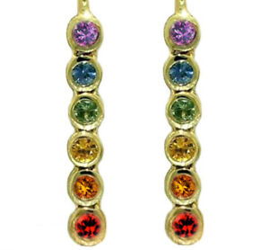 E048-Real-9K-Yellow-Rose-or-White-Gold-Rainbow-Sapphire-Pride-Journey-Earrings