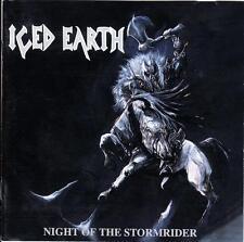 Iced Earth – Night Of The Stormrider - Century Media – 9727-2 - CD (1992)