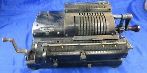 Vieja Machine a calculer/Calculator Triumphator c2 30er años