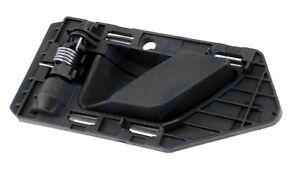 Poignée de Porte Poignée intérieur avant gauche noir pour Peugeot Partner//Citroen Berlingo
