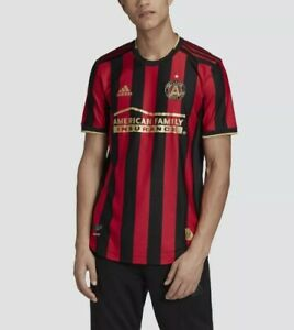 Details about Adidas Atlanta United FC Authentic Home Jersey Men's NWT $120 sz 2XL