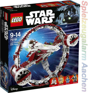 LEGO ® Star Wars 75191 Jedi Starfighter ™ with Hyperdrive 							 							</span>