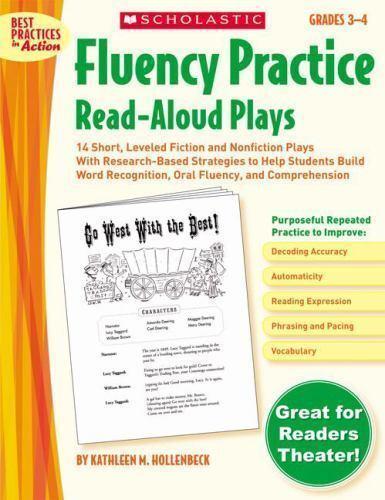 Best Practices In Action Ser   Fluency Practice Read