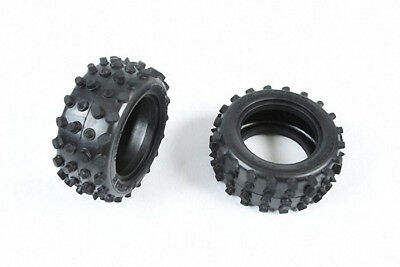 for 58047 # 9805111 2 Pieces Tamiya Rear Tyres