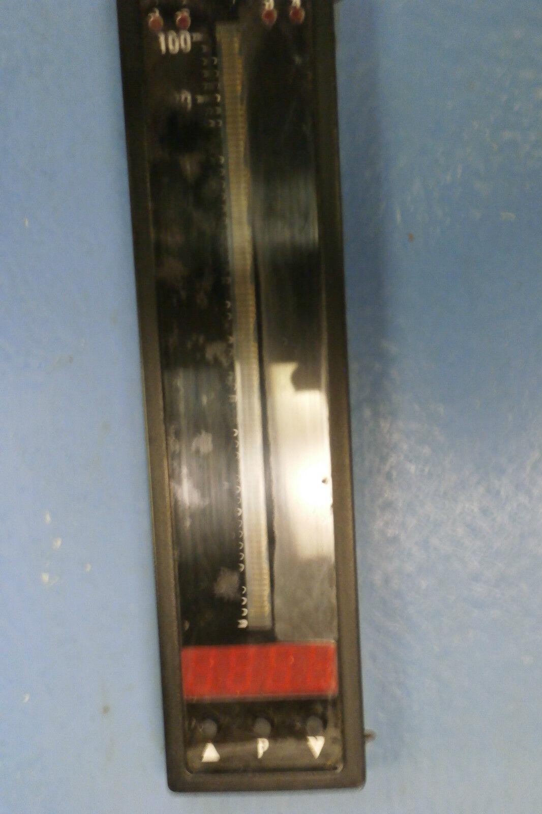 Texmate FL-B101D40 Texmate FL-B101D40 Series 4-Digit Bargraph Meter