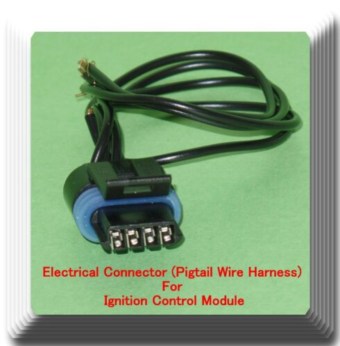 Ingnition Control Module W//Electrical Connector Fits:GM 1994-1995 V8 5.7L