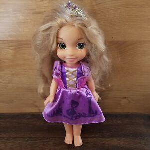 "Disney Store Animator collection Rapunzel 16"" poupée Tangled-Chantant-Working"