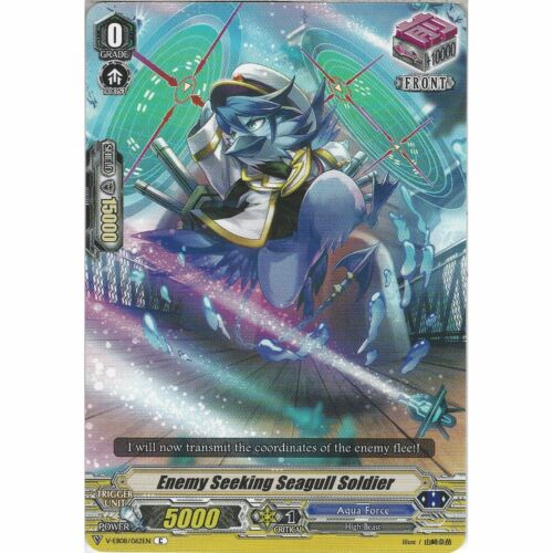 V-EB08//062EN C Enemy Seeking Seagull SoldierCommon CardCardfight Vanguard