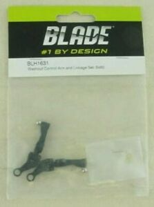 Blade-B450-R-C-Helicopter-Washout-Control-Arm-and-Linkage-Set-BLH1631
