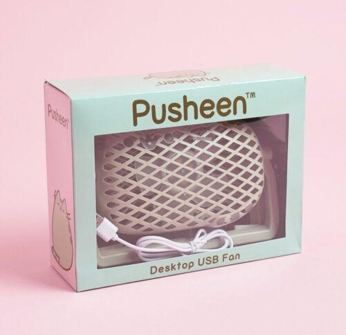 Culture Fly Exclusive Pusheen Summer 2018 Desktop USB Fan