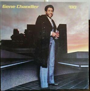 GENE CHANDLER '80 20th Century Fox Records– T-605 NM VINYL Lp