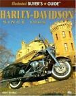 Illustrated Buyer's Guide: Harley-Davidson Since 1965 by Allan Girdler (1998, Paperback)
