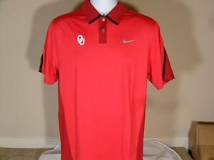 nike golf tw oklahoma sooners ou tiger woods perforated. Black Bedroom Furniture Sets. Home Design Ideas