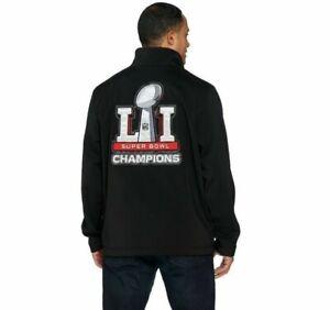 uk availability 183cc 278ef Details about New England Patriots NFL Super Bowl 51 Champions Men's Jacket  Coat SZ Sm New