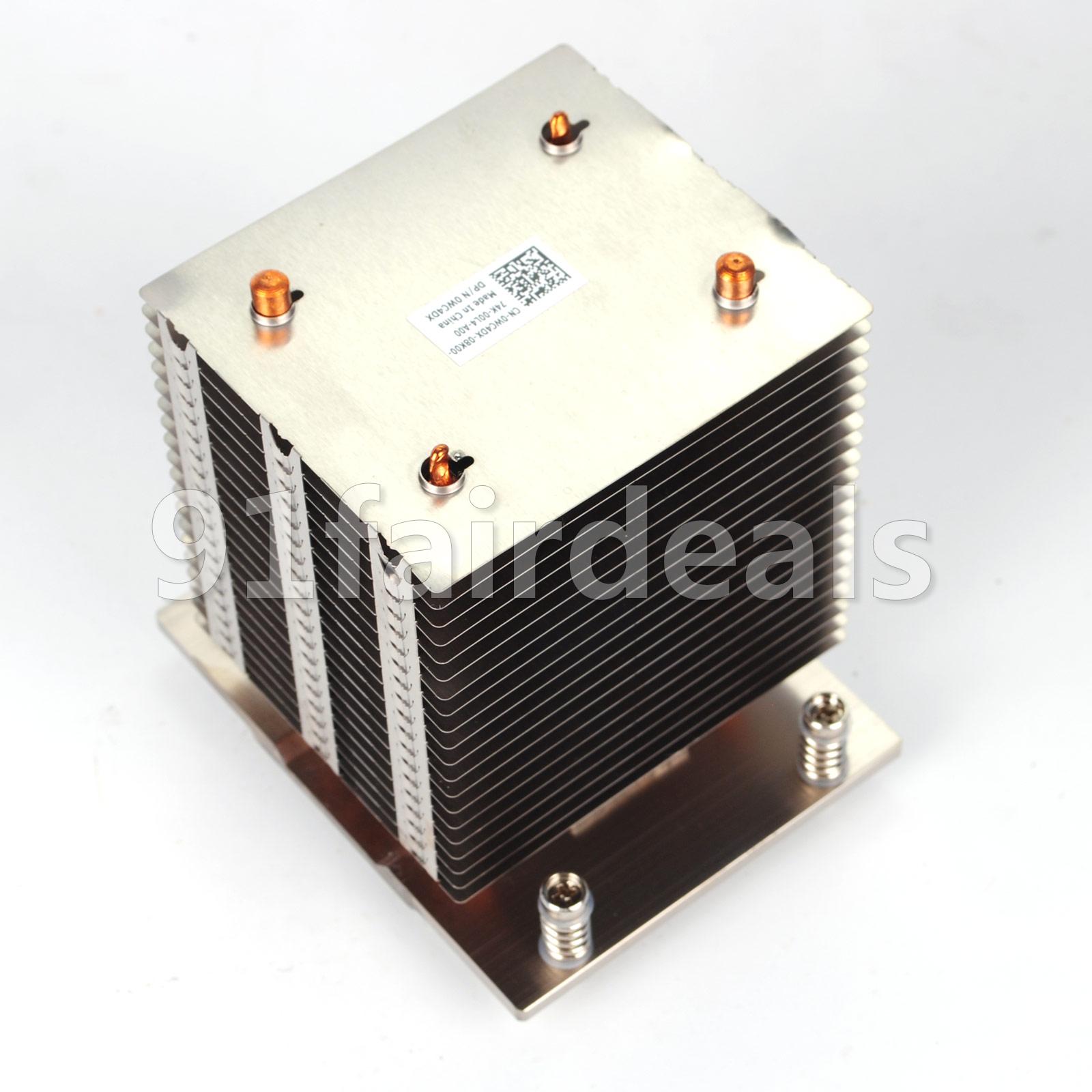 CPU PROCESSOR HEATSINK DELL POWEREDGE TOWER SERVER T630 WC4DX