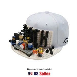 ebc18b0f1df Image is loading Brick-Brick-BrickBrick-Snapback-Cap-Omega-Set-Basic-