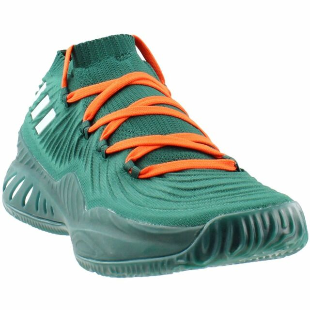 cheap for discount 283ef 62ed4 adidas SM Crazy Explosive Low NBA NCAA BC Basketball Shoes - Green - Mens