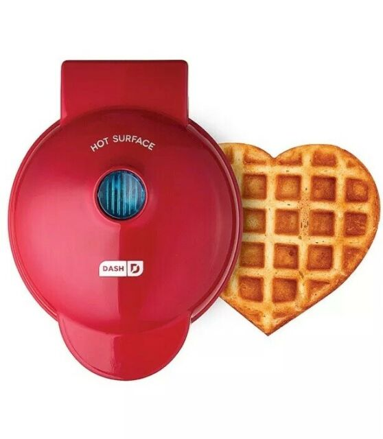 """Yes Chef 8/"""" Personal Waffle Maker"""