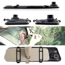 "HD 4.3"" 1080p Dual Lens Car Camera Video Recorder Dash Cam Rearview Mirror DVR"