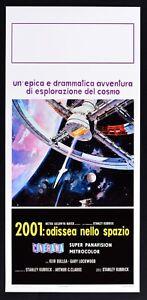 Plakat 2001 Odyssee IN Raum STANLEY Kubrick Sci-Fi Science Fiction L100