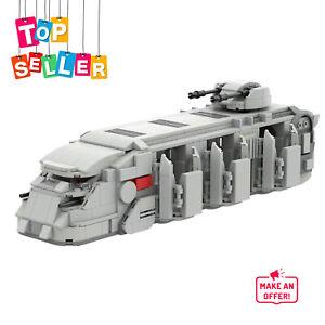 Imperial Troop Transport Rebels Revision MOC-38045 Building Blocks Bricks Toys