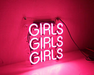 Neon-Light-Sign-034-GIRLS-GIRLS-GIRLS-034-Home-Lamp-Decor-Beer-Bar-Club-Party-LED