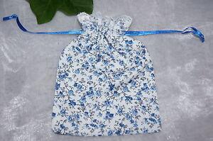 Bastel- & Künstlerbedarf Sparsam Geschenkbeutel Gastgeschenk Millefleur Tischdeko Geburt Blau 6 St Einfach Zu Reparieren