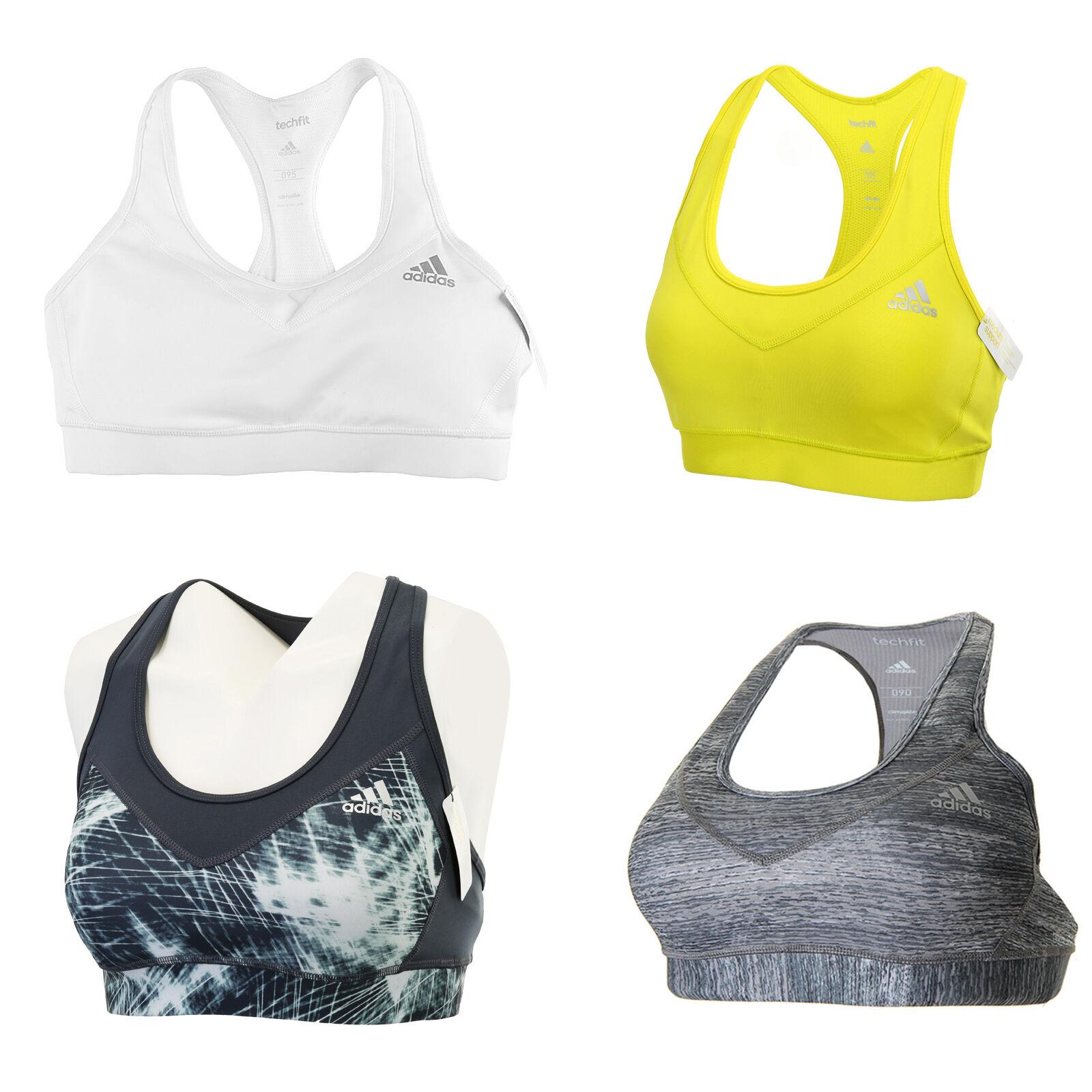 Adidas Women's Techfit Bra AP0216 AY3144 AY3175 BK3800 Yoga Training  Climalite  hot limited edition