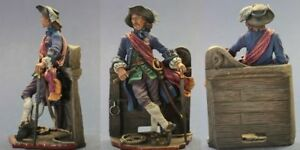Tin toy soldiers ELITE painted 54 mm pirate