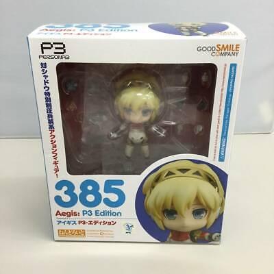 Nendoroid 385 Persona 3 Aigis P3 Edition Figure Good Smile Company NEW Japan