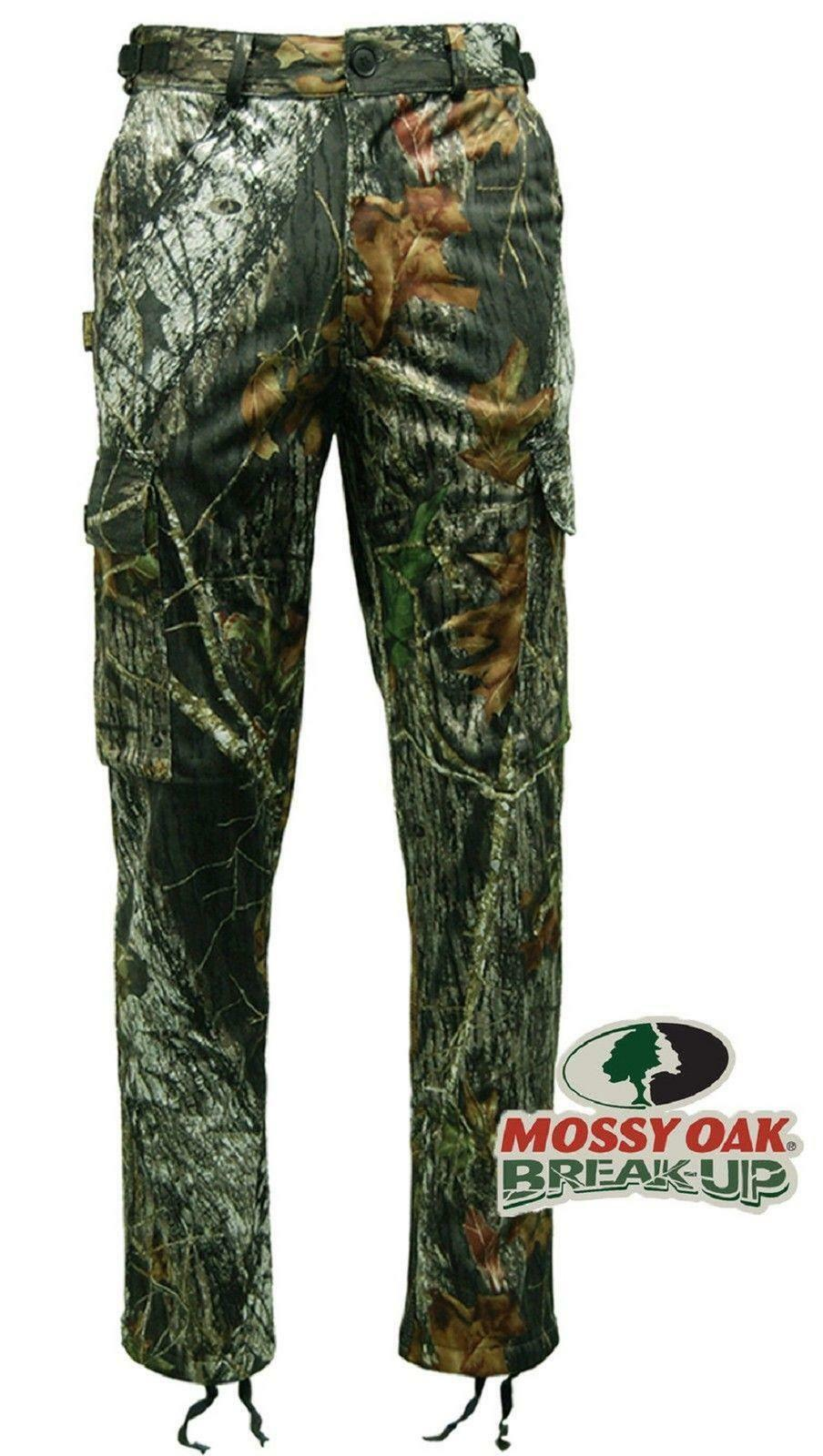Stormkloth Mens Recon Mossy Oak Breakup Trouser Camo Hunting   Shotting